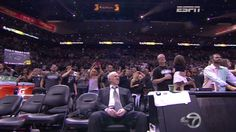 Pop being Pop. | The Best Moments From The San Antonio Spurs NBA Championship