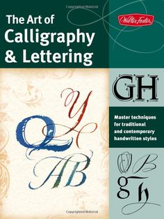 Art of Calligraphy & Lettering (Collector's Series): Amazon.de: Arthur ...