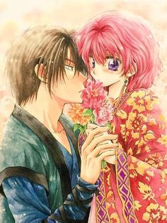 Hak and Yona   ~Akatsuki no Yona