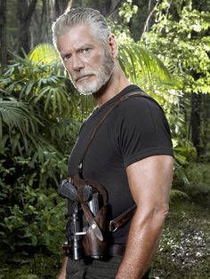 Stephen Lang for Cable.