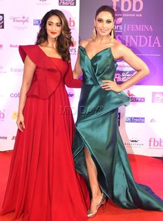 Photos: Bollywood stars at the 54th Femina Miss India World 2017 - Entertainment #bollywoodactress #bollywooddivastyle #bollywoodmovies #bollywoodbeauties #bollywoodkidda #bollywoodinstant #ileana #bipashabasu #redandgreen #outfitgoals #posers