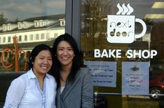 Pie & Aivey- owners of Cafe de Bangkok  & Next Door Bake Shop. Near Buffalo Wild Wings