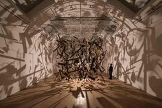Mindbombs and meteor shows: Cornelia Parker at the Whitworth Art Gallery