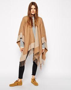 Reversible camel colored cape Shop the #blackfriday sale now #asos 30% off code TGIBF til 11.30