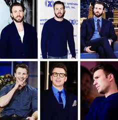 He was made to wear blue