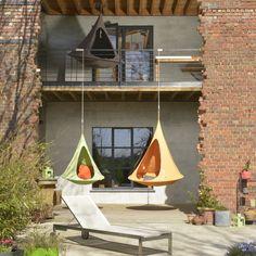 Der Traumplatz für die ganze Familie: Relax-Nest Cacoon