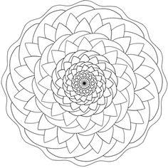 """One way to calm nerves or anxiety is to employ a method of breathing called """"box breathing"""". It's very simple and extremely calming because it slows down y Doodle Coloring, Mandala Coloring Pages, Animal Coloring Pages, Free Coloring Pages, Coloring Books, Mandala Design, Mandala Art, Colored Pencil Lessons, Color Me Badd"""