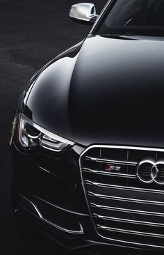 communitycrook: Audi S5 by Trevor Thompson
