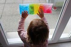 Sacs sensoriels couleur 23 mois