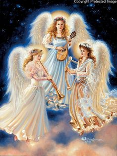 Choir of Angels by Dona Gelsinger