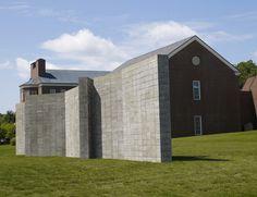 Seven Walls | Sol LeWitt, Seven Walls (2002)