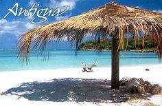 Beach at Indian Creek postcard - Antigua, West Indies. New on http://colnect.com/postcards