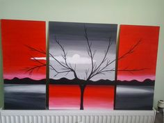 obraz - strom Paintings, Abstract, Art, Craft Art, Summary, Painting, Kunst, Gcse Art, Draw
