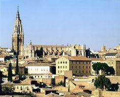 CATEDRAL DE TOLEDO; catedrales de España que merece la pena visitar
