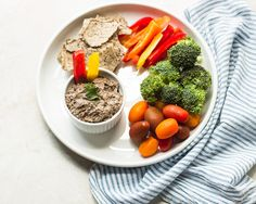 This adzuki bean hummus is super easy to make and packed with health benefits. Read on to find out more about adzuki beans are and why they're good for you!