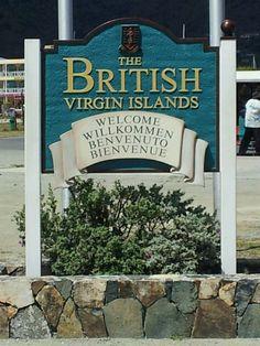 Island Of Tortola, British Virgin Islands in Road Town