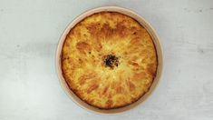 Εύκολη τσαλακωτή τυρόπιτα που σίγουρα θα την τιμήσετε όπως και τις προηγούμενες συνταγές για τυρόπιτες! Η συνταγή είναι από το κανάλι Foodaholics Υλικά 4 αυγά λίγο αλάτι 200 γρ. γιαούρτι 200 ml. γάλα 200 ml. σπορέλαιο φέτα θρυμματισμένη πολύχρωμες πιπεριές ψιλοκομμένες 1 κιλό φύλλα