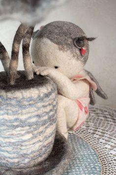 0 857aa b1041eec XL Irina Andreevas Wool Sculptures.