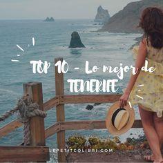Los mejores planes para descubrir y disturar de la isla Tenerife, Travel, Tinkerbell, Adventure, Islands, Get Well Soon, Teneriffe, Voyage, Viajes