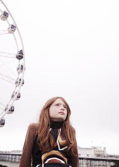 SÉRIE MODE : BRIGHTON Photos : Ulla Nyeman Style : Polly Banks