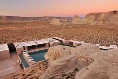 Minimal Luxury Hotel Amangiri in Utah |Tao of Sophia