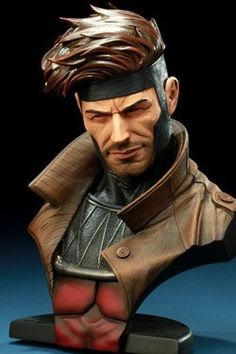 Sideshow Collectibles - Marvel Comics Legendary Scale buste Gambit 33 cm by Sideshow Collectibles. $367.20. Limited Edition: 1000. Sideshow Collectibles and Marvel Comics proudly present Mystique as the latest addition to the Marvel Legendary Scale Bust series. Each bust is individually painted and finished, each with its own unique quality and detail that is the trademark of a handcrafted Sideshow Collectibles product. Capturing the mutant maven in stunning detail, the Mystiqu...