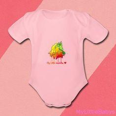 My Little Unicorn, One Design, Children, Kids, Onesies, Baby, Clothes, Fashion, Unicorn