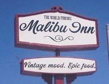 Malibu Inn:  22969 Pacific Coast Hwy, Malibu, CA 90265 (easy parking, ocean views, across from pier) capacity:  400