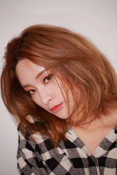˗ˏˋ ♡ @ e t h e r e a l _ ˎˊ˗ Stylenanda Makeup, Korean Hair Color, Byun Jungha, Asian Makeup, Korean Makeup, Auburn Hair, Asian Hair, Hairstyles Haircuts, Hair Inspo