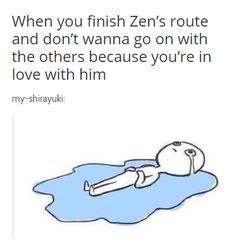 HONESTLY YES ZEN IS SO PRECIOUS AND ROMANTIC