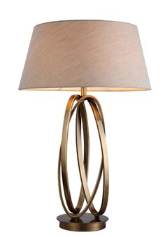 Buy RV Astley Brisa Table Lamp online with Houseology's Price Promise. Full RV Astley collection with UK & International shipping. Luxury Table Lamps, Brass Table Lamps, Brass Lamp, Light Table, Lamp Light, Antique Brass Floor Lamp, Online Lighting Stores, Table Lamp Shades, Gold Table
