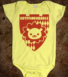 Gryffindorable - Films and Such - Skreened T-shirts, Organic Shirts, Hoodies, Kids Tees, Baby One-Pieces and Tote Bags