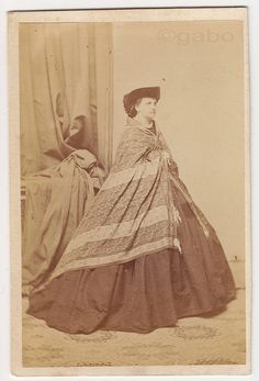 photographer: Mayer György (1817-1885) - Pest 1860s - gr Török Anna | Flickr - Photo Sharing!