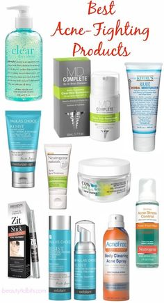 Banish Breakouts With These Acne-Fighting Products