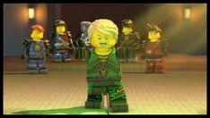 Lloyd #NinjagoMastersOfThe4thDimension #Screenshot