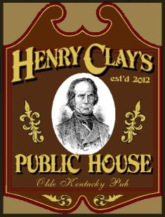 Henry Clay's Public House - Olde Kentucky Pub, Lexington, KY. Live music, friendly and gracious bartenders.