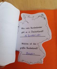 Bundesland Sachsen-Anhalt Arbeitsblatt | Kostenlose ...
