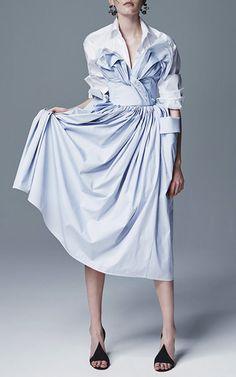 Magic Heart Dress by MATICEVSKI Now Available on Moda Operandi