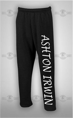 5 Seconds Of  Summer 5 SOS Ashton Irwin #9 Sweatpants