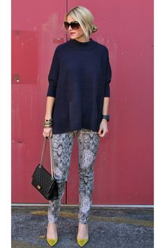 Christian-louboutin-shoes-navy-wool-h-m-trend-sweater-leather-bag-chanel-bag_400