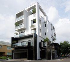 作品檔案1433 翁廷楷建築師事務所 台灣建築雜誌2016年7月 Vol.250