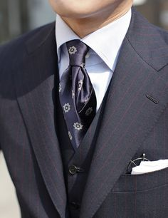 "the-suit-man: ""B&Tailor Click here for more menswear inspiration """