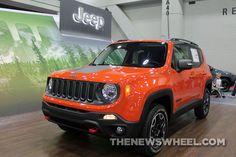 Top Vehicle Picks. #Renegade #Jeep #Chrysler300
