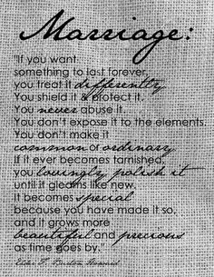 Marriage Quote #wedding ceremony... Wedding ideas for brides, grooms, parents & planners ... itunes.apple.com/... %u2026 plus how to organise an entire wedding, without overspending %u2665 The Gold Wedding Planner iPhone App %u2665