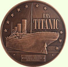 Modern Art Medal Database During the FIDEM congresses modern art medals from all over the world are being exhibited and an accompanying catalogue is publishe Rare Coins Worth Money, Hobo Nickel, Coin Art, Gold Money, Commemorative Coins, Challenge Coins, Rms Titanic, Badges, Awards