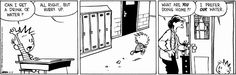Calvin and Hobbes Comic Strip April 09 2015 on GoComics.com