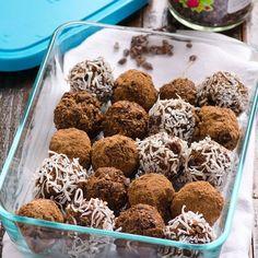 Γλυκό χωρίς τύψεις: Νηστίσιμες σοκολατένιες μπουκίτσες με βρώμη