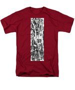 Justice Men's T-Shirt  (Regular Fit) by Carol Rashawnna Williams
