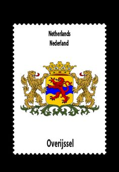 Nederland • Overijssel