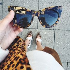 Put on your shades - it's finally the #weekend! (: @ohhcouture)